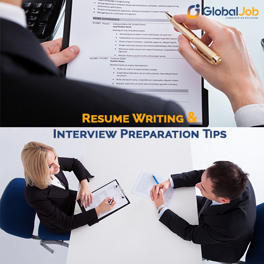 Resume Writing & Interview Preparation