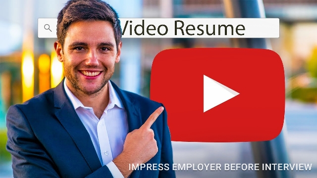 Benefits of Video CV